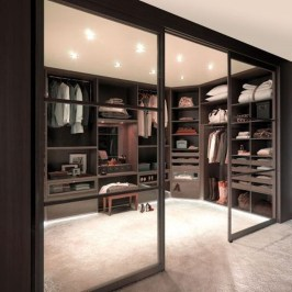 Attractive Dressing Room Design Ideas For Inspiration 12