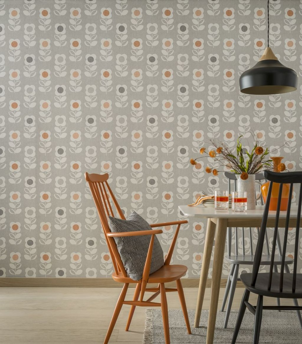 Awesome Retro Wallpaper Decor Ideas To Try 05