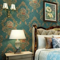 Awesome Retro Wallpaper Decor Ideas To Try 09