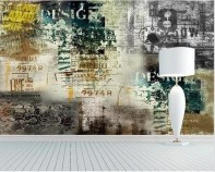 Awesome Retro Wallpaper Decor Ideas To Try 29