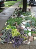 Awesome Succulent Garden Ideas In Your Backyard 47