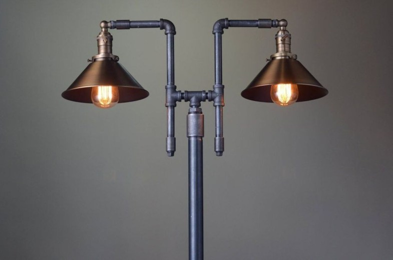 Best Handmade Industrial Lighting Designs Ideas You Can Diy 43