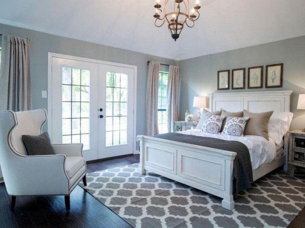 30+ Best Master Bedroom Decor Ideas That Looks Cool - COODECOR on Best Master Room Design  id=58367