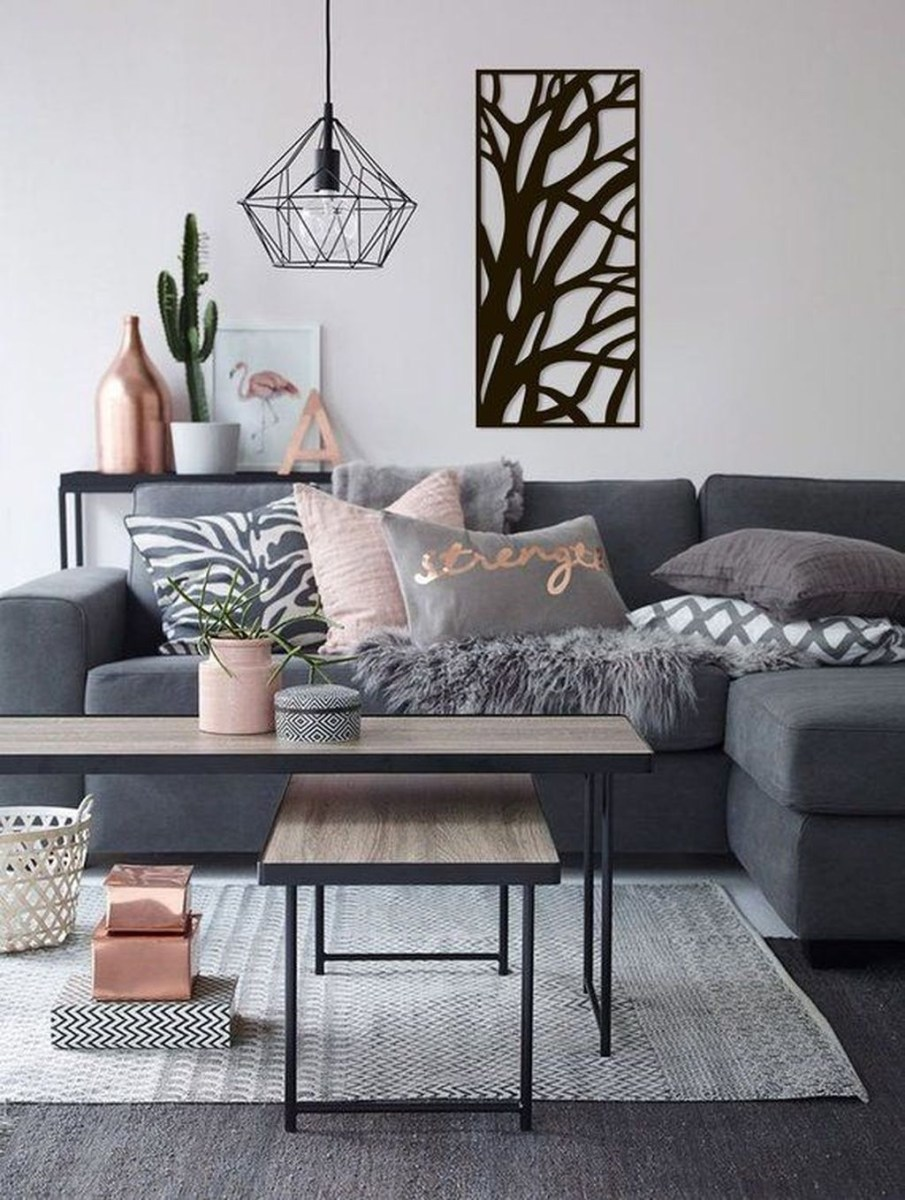 Cozy Masculine Living Room Design Ideas To Try 22