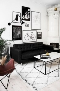 Cozy Masculine Living Room Design Ideas To Try 27