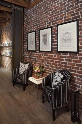 Delicate Exposed Brick Wall Ideas For Interior Home Design 14