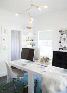 Delightful Home Office Design Ideas For Women 06
