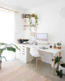 Delightful Home Office Design Ideas For Women 50
