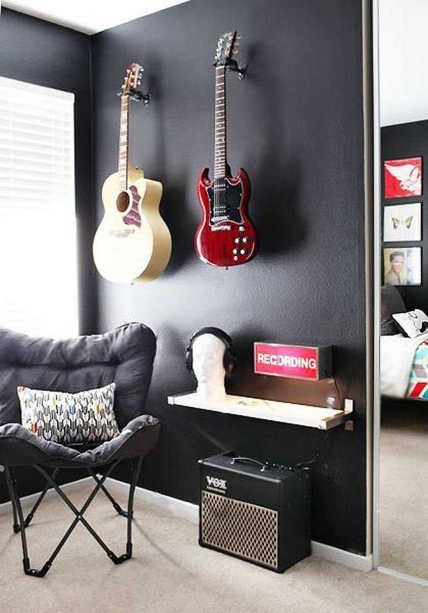 Excellent Teenage Boy Room Décor Ideas For You 03