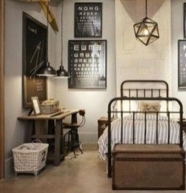 Excellent Teenage Boy Room Décor Ideas For You 13