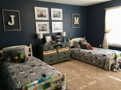 Excellent Teenage Boy Room Décor Ideas For You 19
