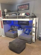 Excellent Teenage Boy Room Décor Ideas For You 20