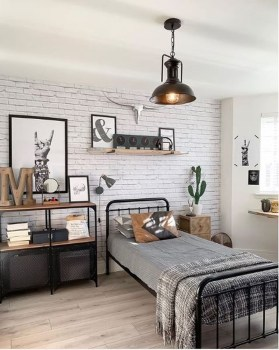 Excellent Teenage Boy Room Décor Ideas For You 39