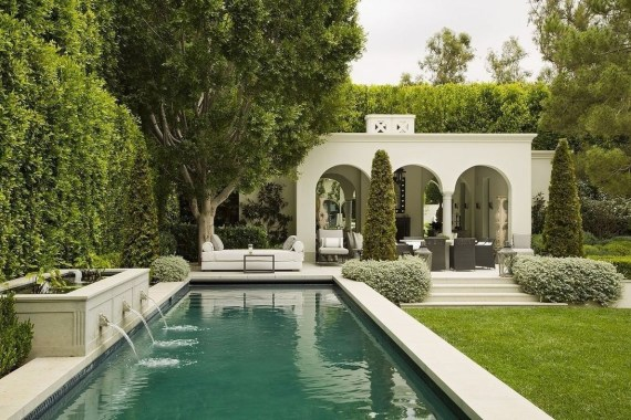Fantastic Mediterranean Swimming Pool Designs Ideas Out Of Your Dreams 23