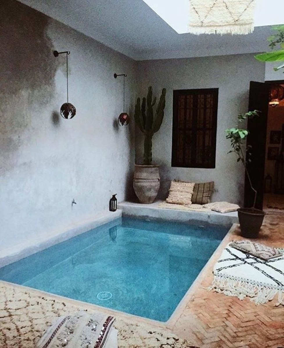 Fantastic Mediterranean Swimming Pool Designs Ideas Out Of Your Dreams 29