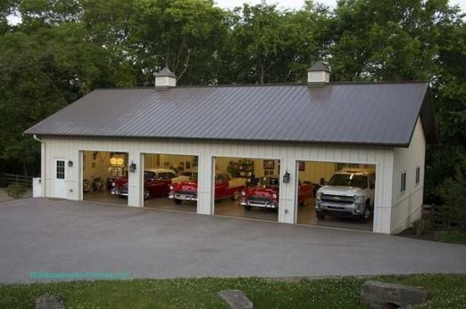Graceful Car Garage Design Ideas For Your Home 40