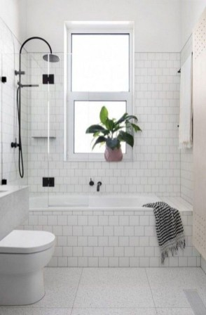 Hottest Small Bathroom Remodel Ideas For Space Saving 38
