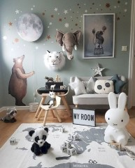 Latest Kids Room Design Ideas That Will Make Kids Happy 34