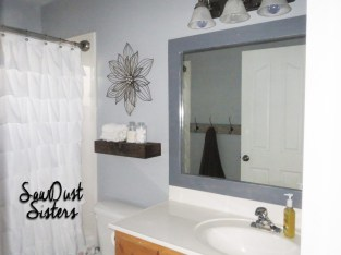 Newest Bathroom Mirror Decor Ideas To Try 10
