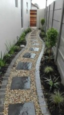 Popular Garden Path And Walkway Ideas To Your Outdoor Space 08