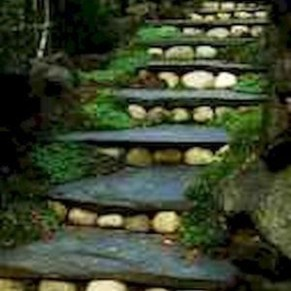 Popular Garden Path And Walkway Ideas To Your Outdoor Space 27