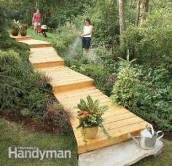 Popular Garden Path And Walkway Ideas To Your Outdoor Space 43