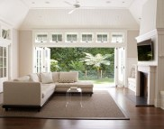 Relaxing Living Room Design Ideas For Outdoor 37