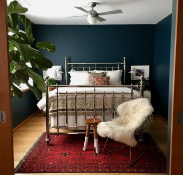 Top Blue Master Bedroom Design Ideas That Looks Great 12