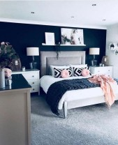 Top Blue Master Bedroom Design Ideas That Looks Great 44