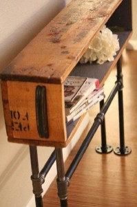 Trendy Wood Industrial Furniture Design Ideas To Try 04