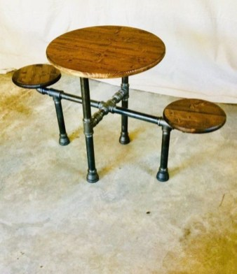 Trendy Wood Industrial Furniture Design Ideas To Try 21