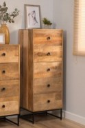 Trendy Wood Industrial Furniture Design Ideas To Try 27