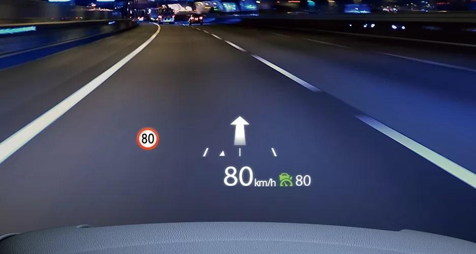 新型アテンザアクティブ・ドライビング・ディスプレイ