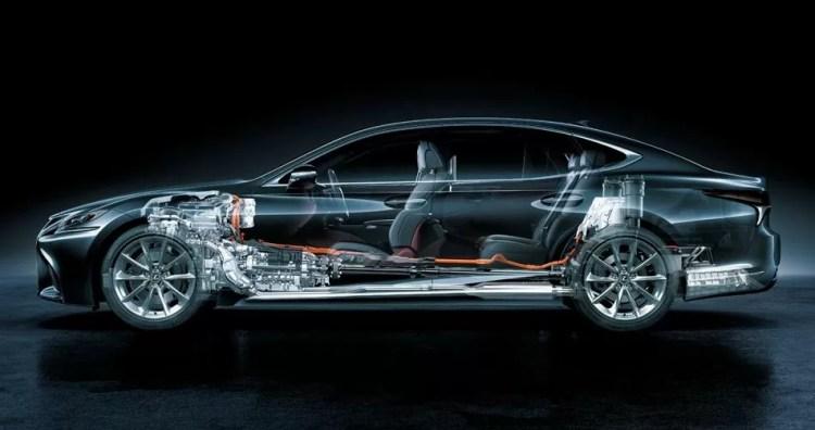 新型レクサスLSのサイズ・価格・スペックまとめ。全長5.2mオーバー。堂々の排気量3.456&299馬力!Sクラス&7シリーズとも比較。