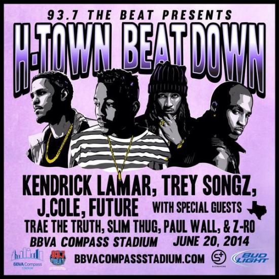htown beatdown contest