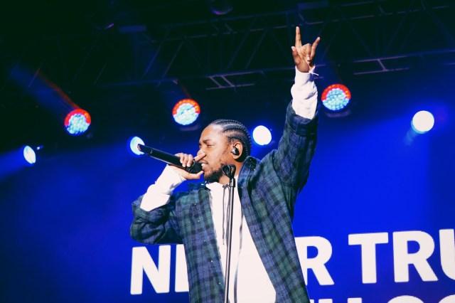 Kendrick Lamar Photo by Madeline Robicheaux