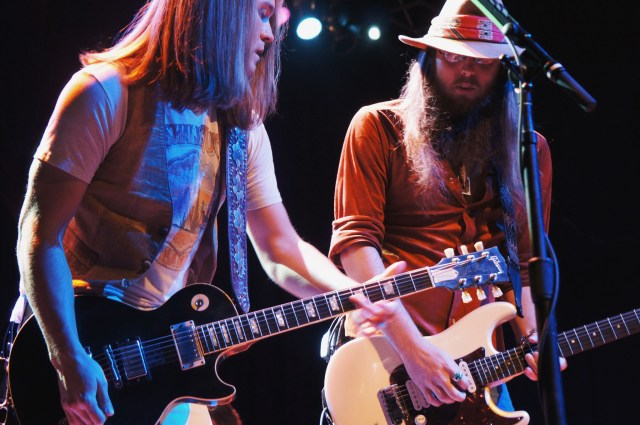 Whiskey Myers (Photo by Madeline Robicheaux)