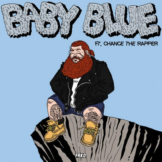 """Action Bronson feat. Chance The Rapper """"Baby Blue"""" Music Video"""
