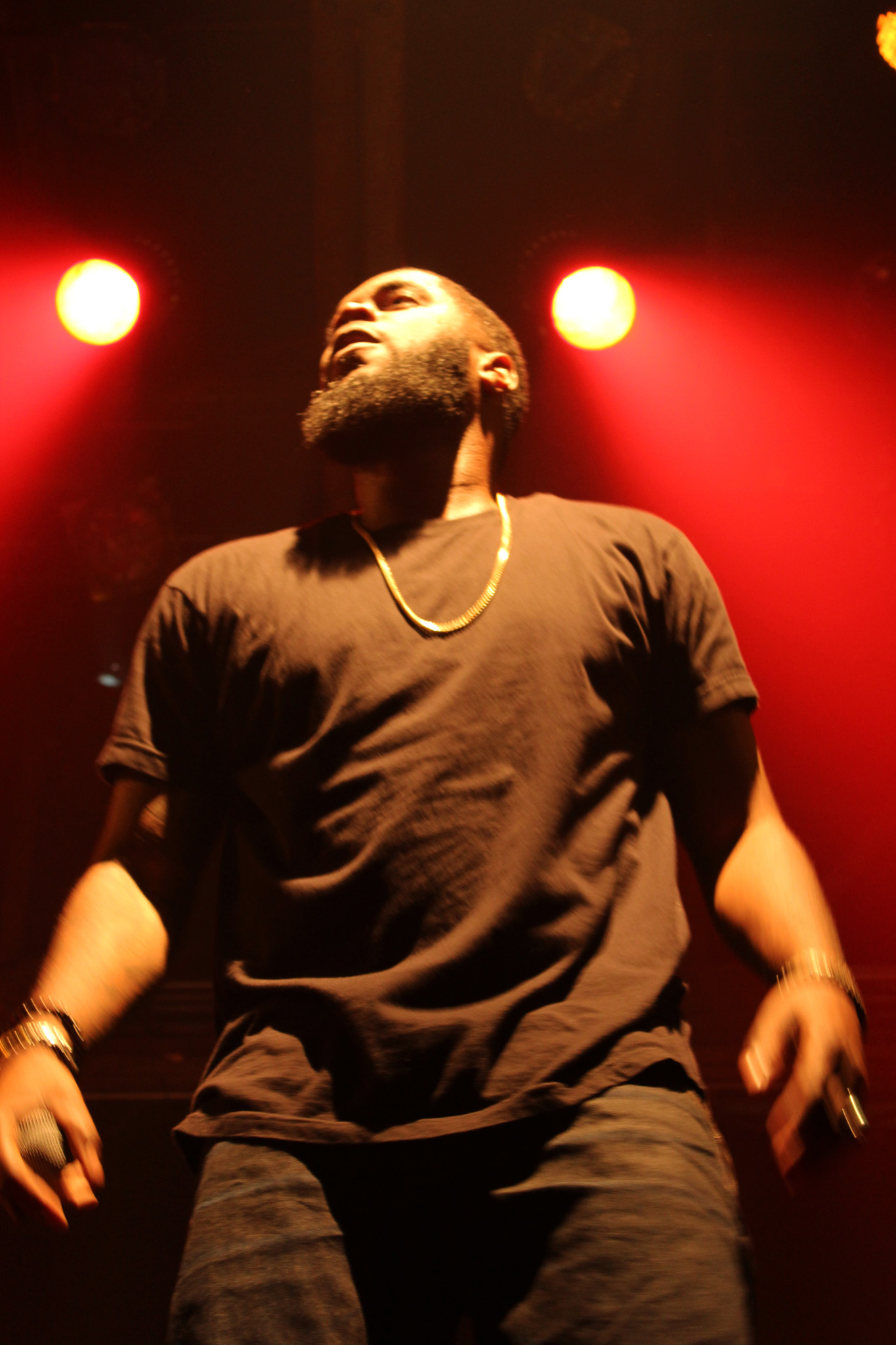 Concert Review: Big K.R.I.T.'s Kritically Acclaimed Tour at Warehouse Live