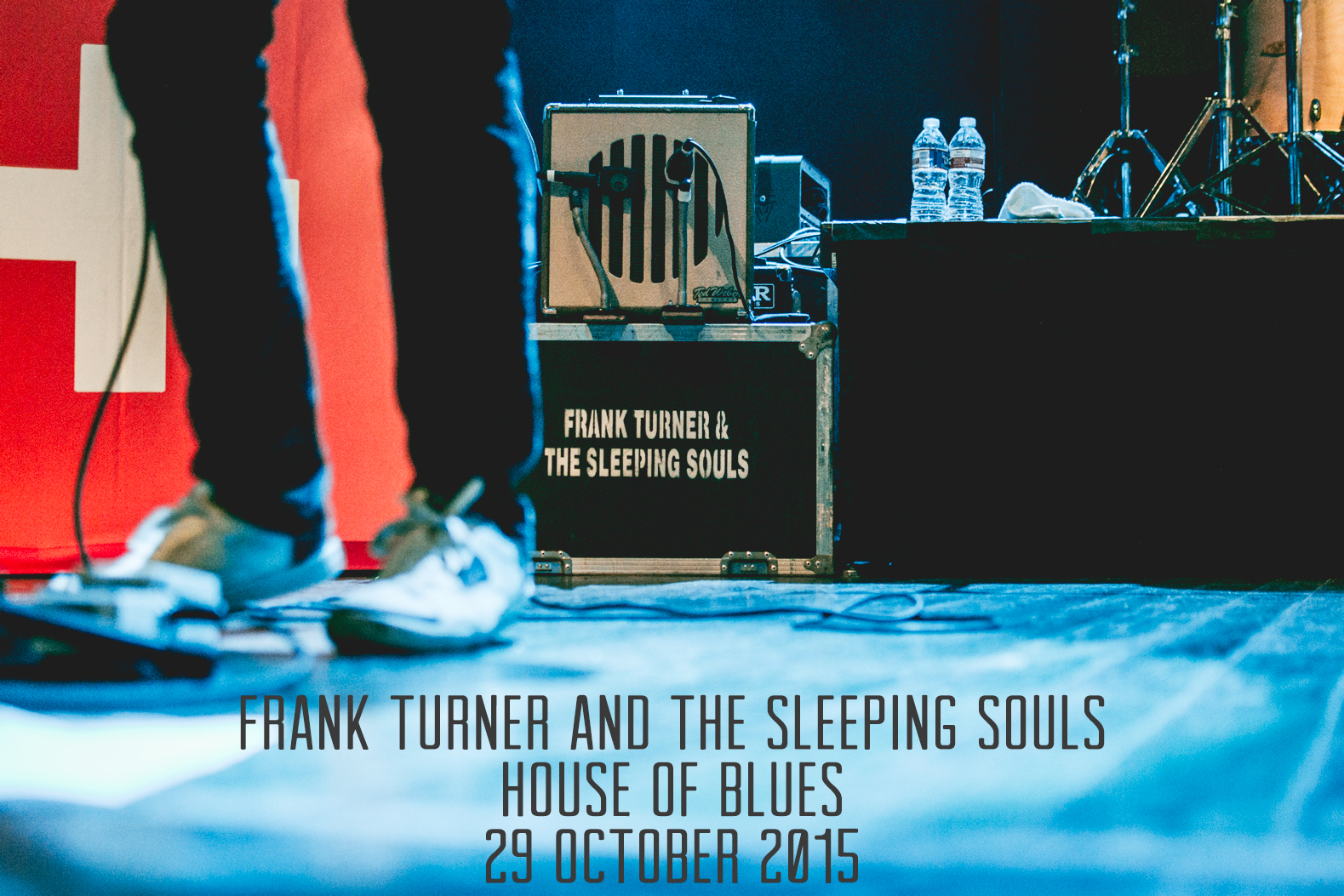 Concert Review: Frank Turner Performs Show #1,775 at House of Blues