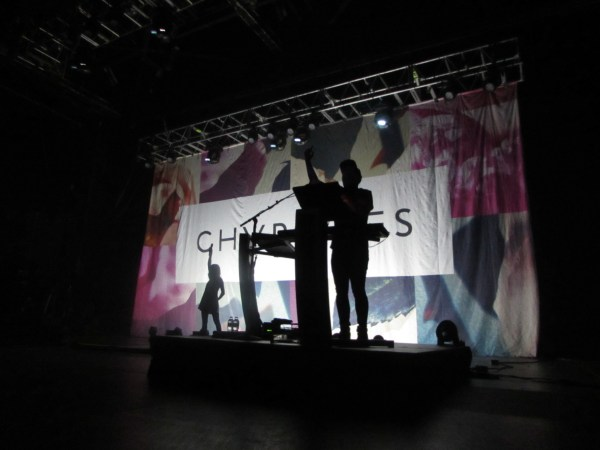 CHVRCHES at REVENTION December 2015 119