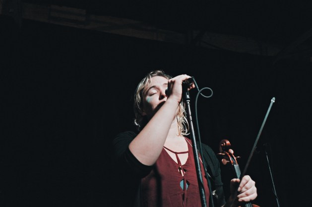 Kelsey Wilson of Wild Child Photo by Madeline Robicheaux