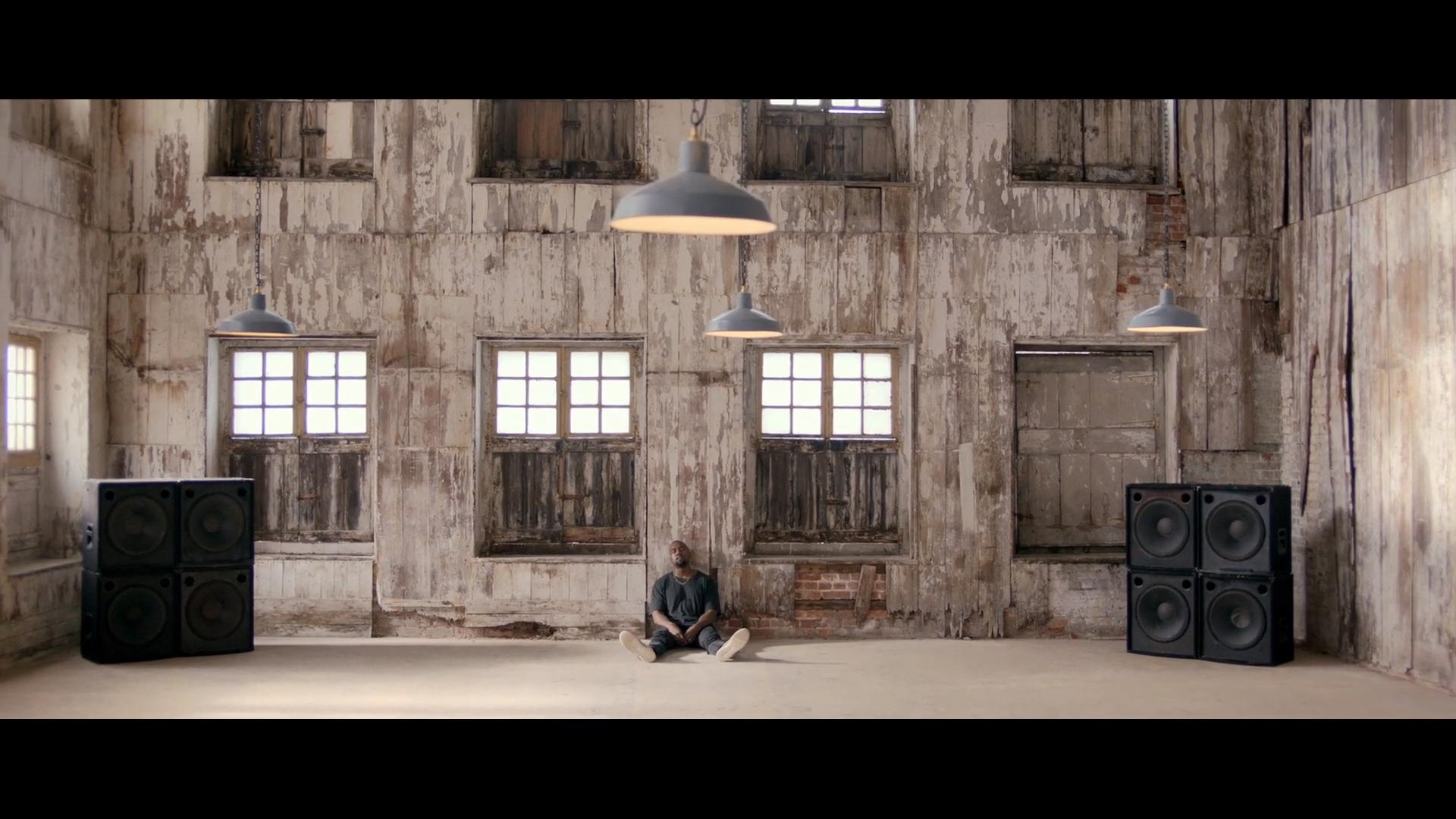 "Kanye West's New Music Video ""All Day/I Feel Like That"" Directed by Steve McQueen"
