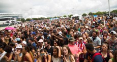 Festival Attendees (Photo by Michael Winland)