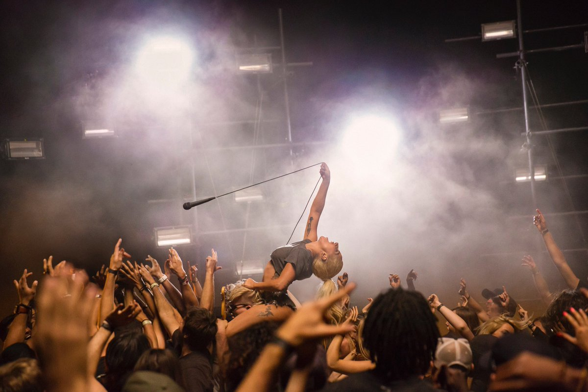 Lady Gaga Releases New Song 'Perfect Illusion'