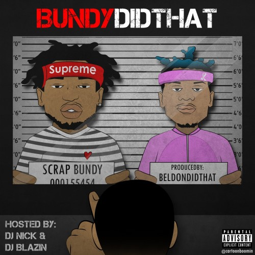 Scrap Bundy Interview and EP Review