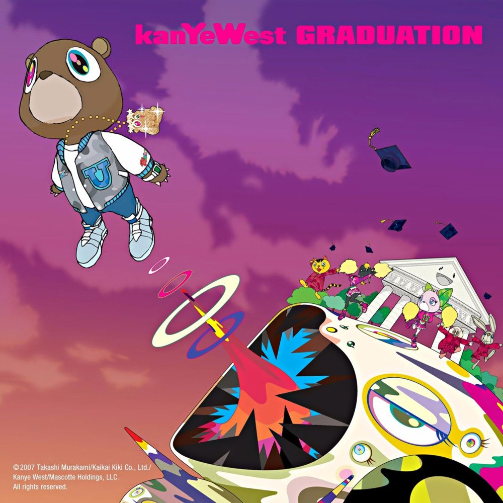 "Kanye West, ""Graduation"" 10 Year Anniversary"