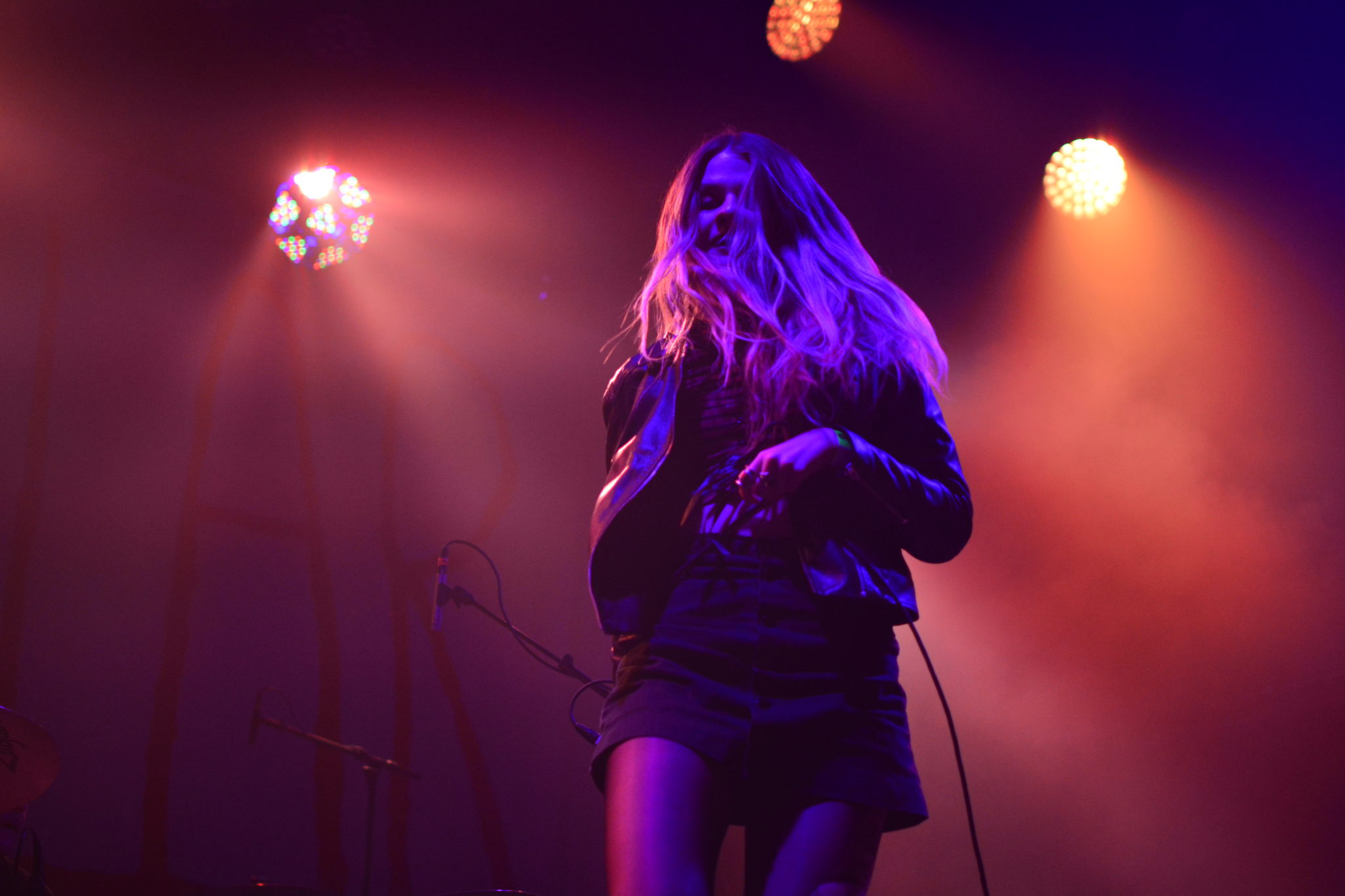 Concert Review: Side Eyes, Dilly Dally & FIDLAR