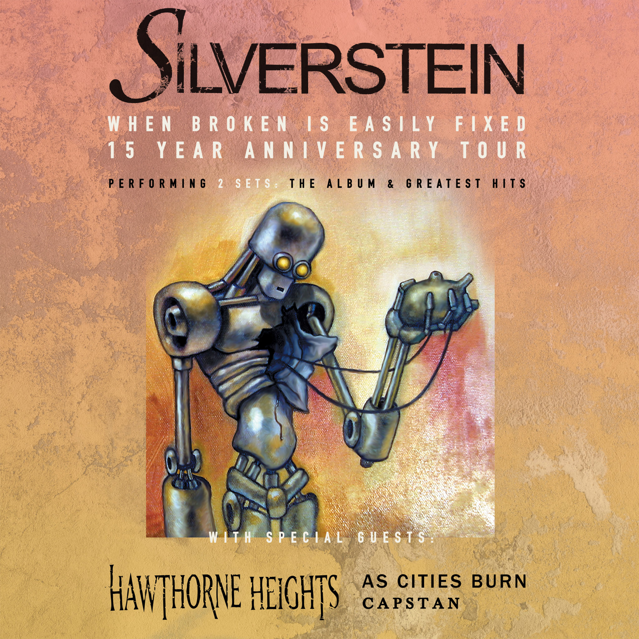 Silverstein's When Broken Is Easily Fixed Tour: The Tour You've Been Needing Since Warped Tour Cancelled