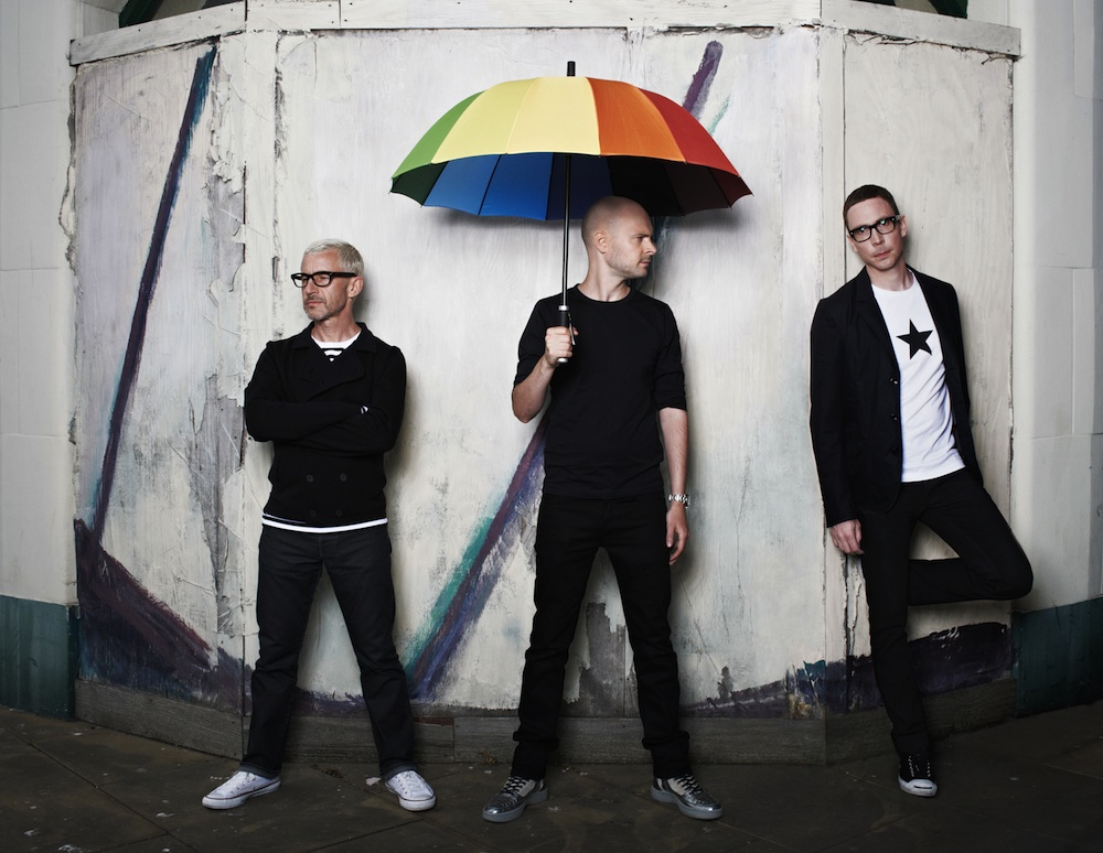 Above and Beyond: Now and Then